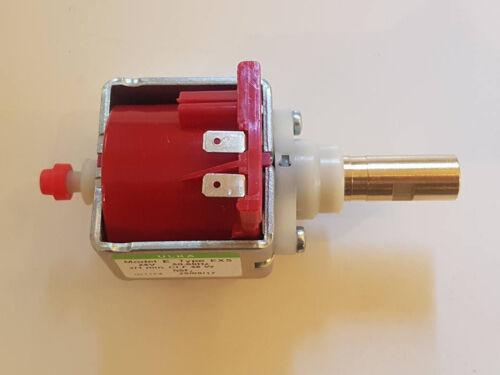 Ulka Pompe à eau Pompe pour bügeleisten Machine à café ex5 24 V 48 W