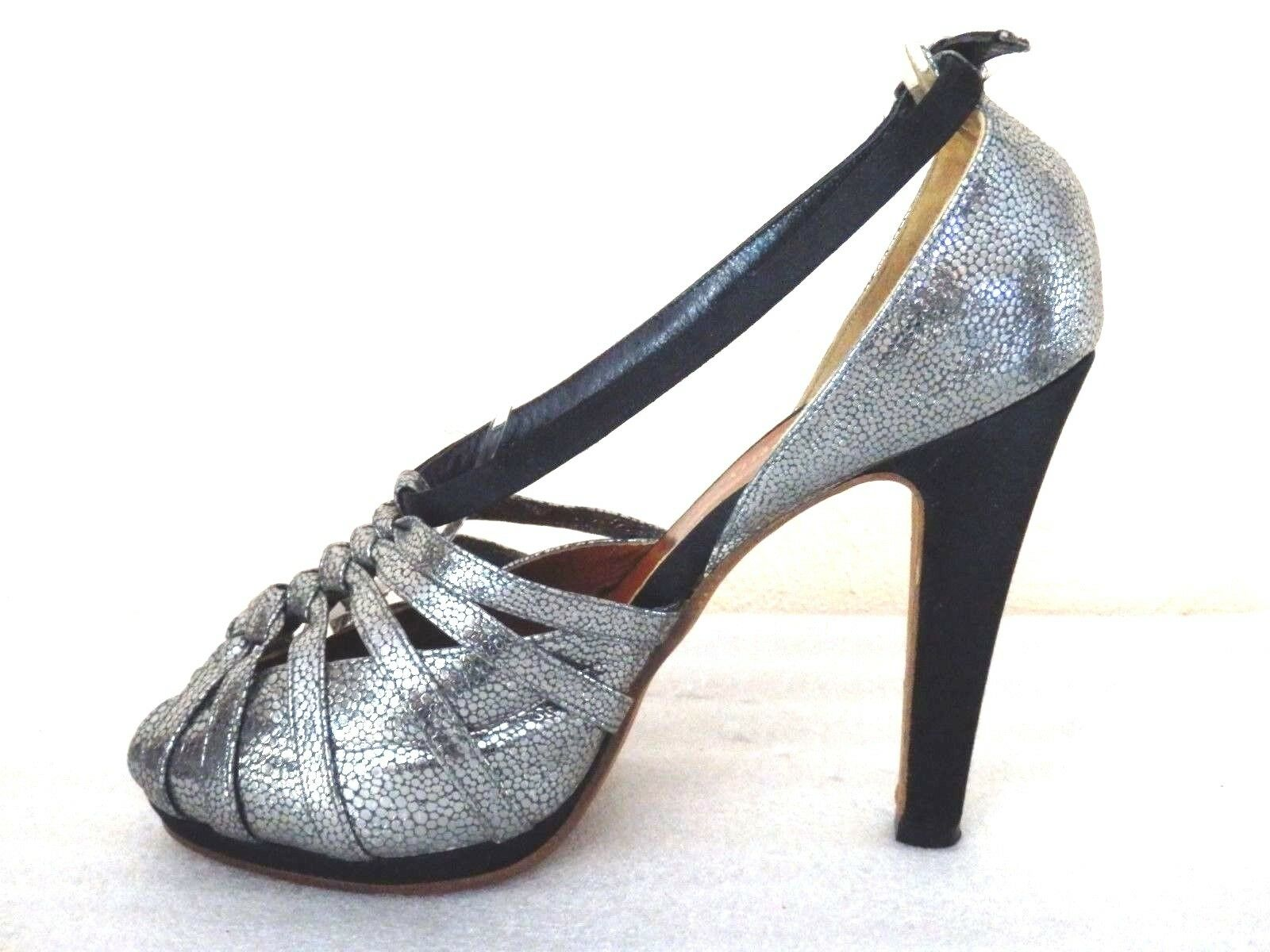 MICHEL PERRY - ESCARPINS - zapatos - POINTURE 39 - - - AUTHENTIQUE 007235