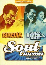 Blacula/Scream, Blacula, Scream (DVD, 2009, 2-Disc Set)