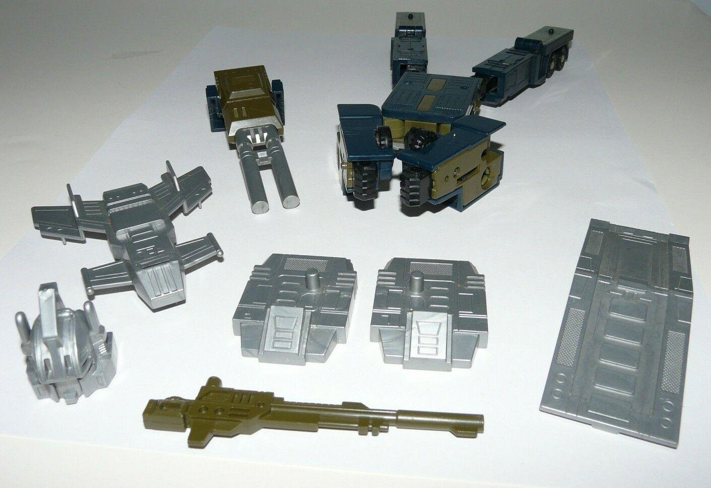 Transformers G1 Onslaught Bruticus 1986 Hasbro Original Vintage Generation 1