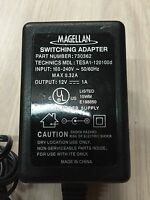 Magellan Roadmate Charger 730362 Gps Power Adapter 500/700/760 A28