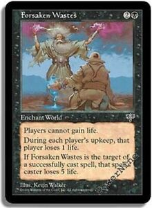 Mirage MTG Magic The Gathering Forsaken Wastes