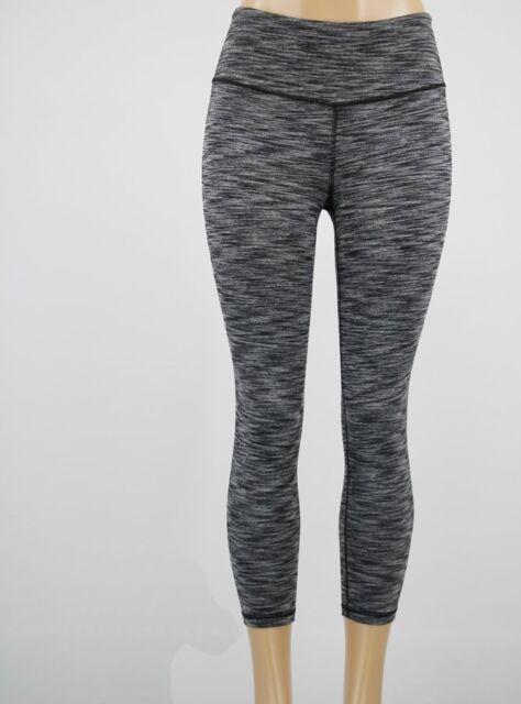 93580a4a98 New Victoria's Secret VSX Sport Knockout Tight Capri Leggings Gray S XX222