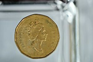 2008  $1 loonie uncirculated fully proof
