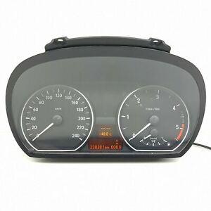 BMW-1-Serie-Diesel-Km-H-Tachometer-Kombiinstrument-Tachometer-9141475