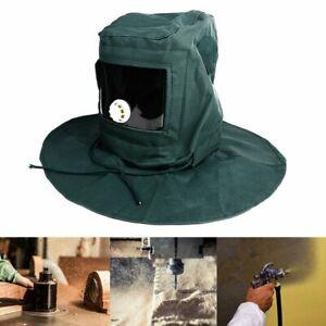 masque de protection sablage