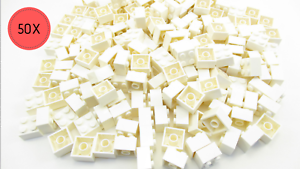 LEGO-Brick-2-X-2-White-Part-3003-MOC