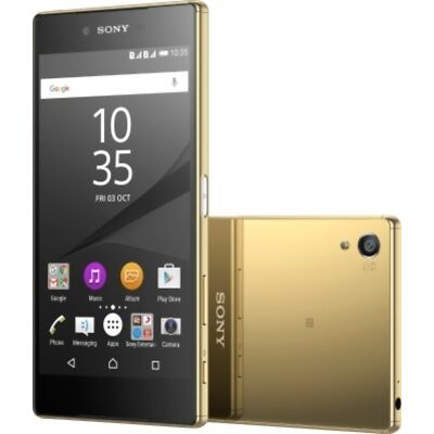 Sony Xperia Z5 Premium Dual 32GB Gold Imported
