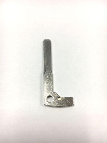 Replacement HU64 key blade for Mercedes chrome remote A C E S SL SLK CLS Class