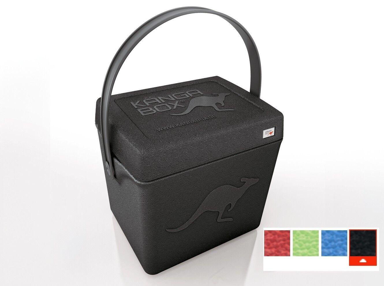 KÄNGABOX®,Thermobox, Kühlbox, TRIP, 38x28,5x36,5 cm außen, 20 Liter, 4 Farben