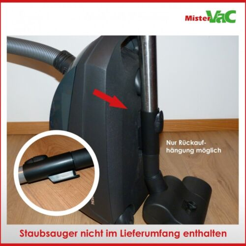 S5 EcoComfort Bodendüse Turbodüse Turbobürste geeignet Miele EcoLine S 5381