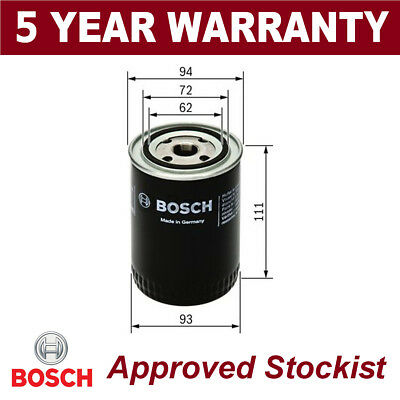 BOSCH ENGINE OIL FILTER OE QUALITY REPLACEMENT 0451103084
