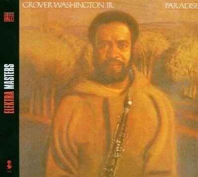 Grover Washington Jr. Paradise CD NEW SEALED Jazz