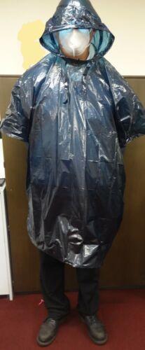 SUBARU DISPOSABLE RAIN PONCHO x 2 GENUINE SUBARU ACCESSORY SDM2025I x 2