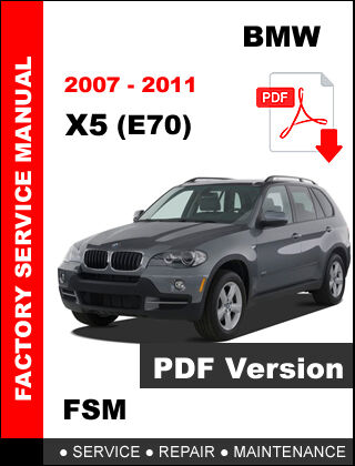 2000 - 2006 BMW X5 (E53) SERVICE REPAIR WORKSHOP MANUAL + WIRING ...