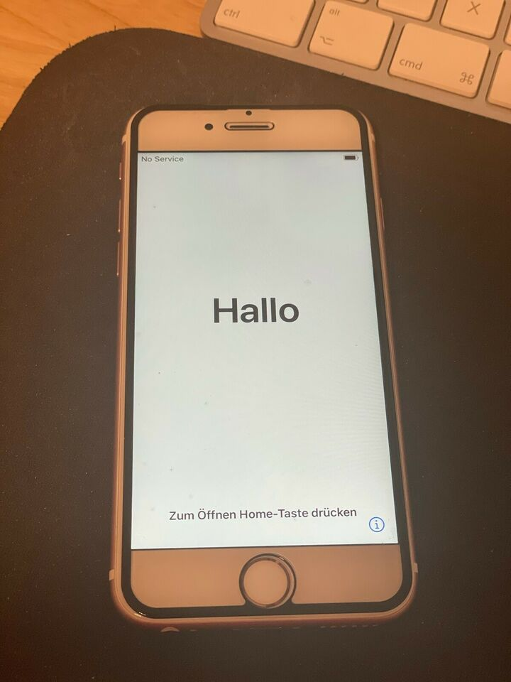 iPhone 6S, 64 GB, pink