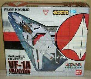 Macross Variable Fighter VF-1A Valyrie 1//55 Scale Diecast