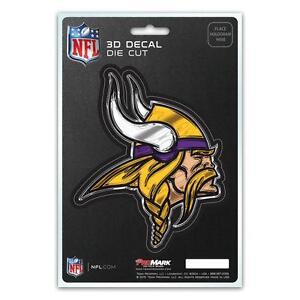 Team ProMark NFL Minnesota Vikings Die Cut Color Automobile Emblem