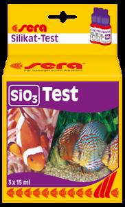 Sera-SiO3-Test-Silikat-Test-3x-15ml-Wassertest-Aquarium
