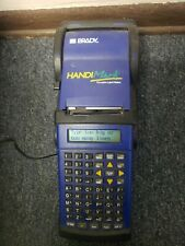 Brady Handimark Portable Label Maker Printer
