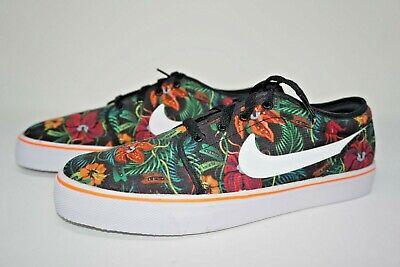 """Nike Toki Low Txt Print """"Floral"""" Orange"""