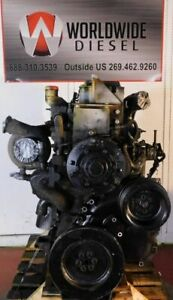 1995-Cummins-N14-Celect-Red-Top-Diesel-Engine-435HP-Good-for-Rebuild-Only