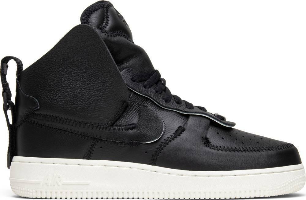 Nike Air Force 1 High PSNY Size 7.5 Black AO9292 002 Public School New York