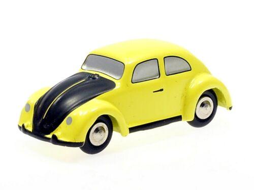 """Schuco PICCOLO VW Maggiolino /""""NERO Renner/"""" # 450561500"""
