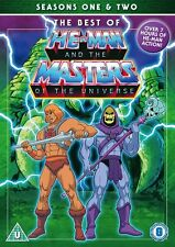 He-Man and the Masters of the Universe: Series 1 and 2 (Box Set) [DVD]