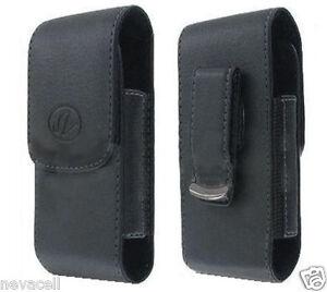 Leather-Case-Pouch-for-Verizon-Samsung-Renown-U810-Haven-U320-Alias-2-II-U750