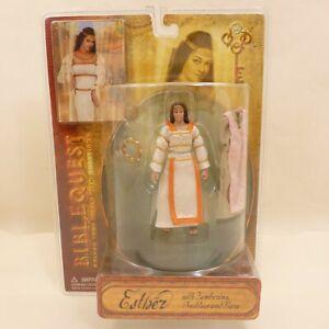 BibleQuest Ester Figure Old Testament Torah Bible Character Set
