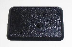 Vintage Original Hasbro ARAH GI Joe 1988 Black Figure Stand Base part Accessory