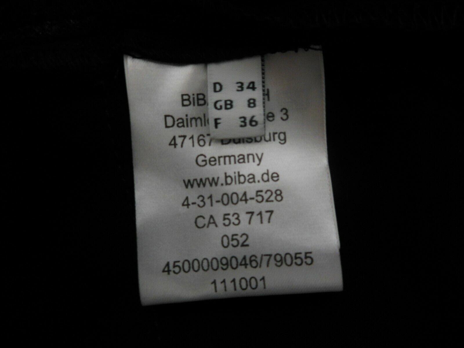 BiBA Kleid schwarz, schwarz, schwarz, gefüttert, sehr schön. NEU ohne Etikett. Gr. 36   S | Viele Sorten  | Spielzeugwelt, spielen Sie Ihre eigene Welt  | Sonderaktionen zum Jahresende  2c9654