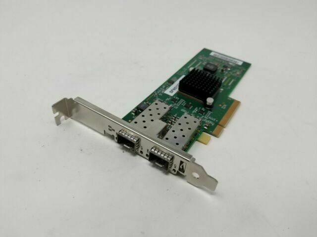 SolarFlare SFN5122F Dual Port 10Gbe PCIe Adapter