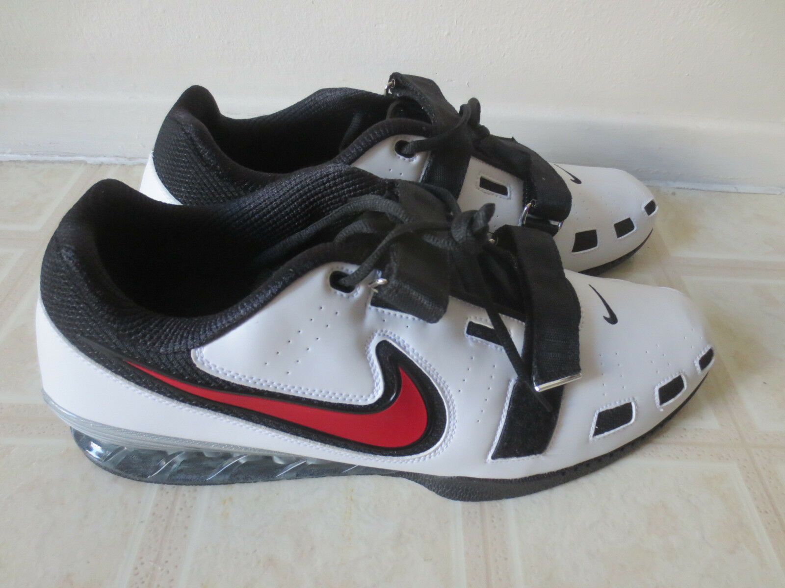 Brand new Nike Romaleos 2 weightlifting powerlifting shoes. Size 17