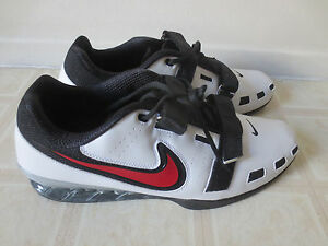 Image is loading Brand-new-Nike-Romaleos-2-weightlifting-powerlifting-shoes- 44859b113a91