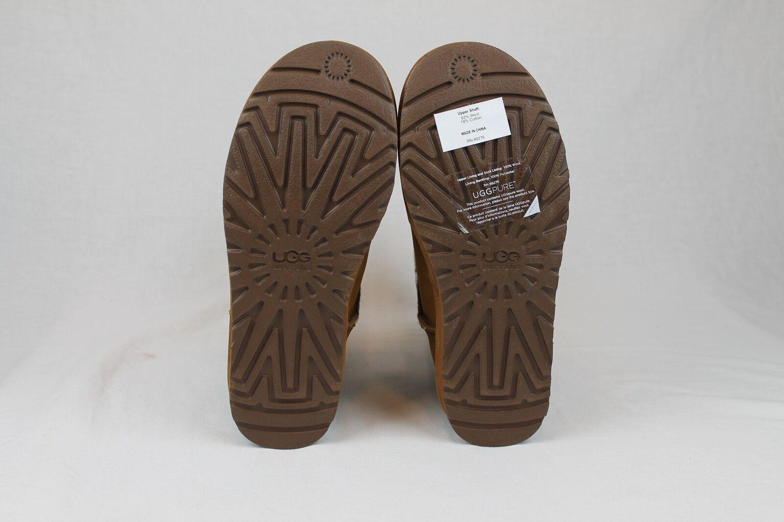 44d4c8f1f62 Authentic UGG Pendleton Classic Tall BOOTS US 6 EU 37 Chestnut