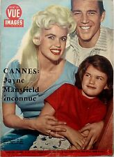 Mag 1958: JAYNE MANSFIELD_MICKEY HARGITAY_AUDREY HEPBURN_ASTRID of Norway