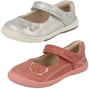 Cuero Fst Andar Softly Clarks Para Niña First Wow Zapatos x6IzpRtw