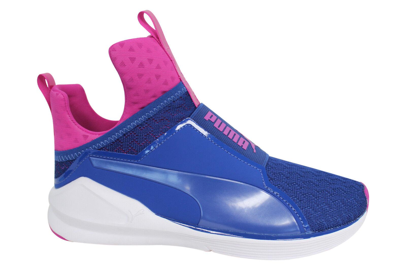 Puma Fierce Dance Training Trainers Damenschuhe Slip On Blau Trainers Training 189417 06 P0 410f40