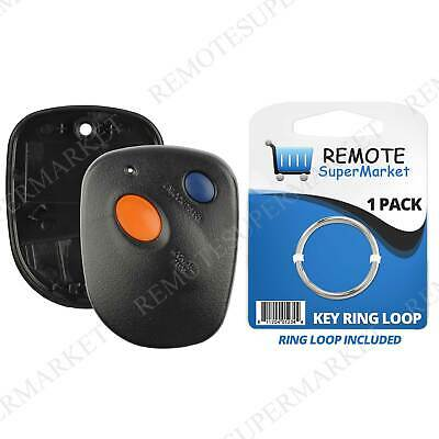 Replacement For 1999 2000 2001 2002 2003 2004 Subaru Legacy Key Fob Shell Case