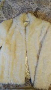 Bonobo Blanc Manteau Blanc Manteau q4Tyct4
