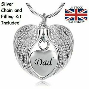 Dad-Angel-Wing-Heart-Cremation-Urn-Pendant-Ashes-Necklace-Funeral-Memorial