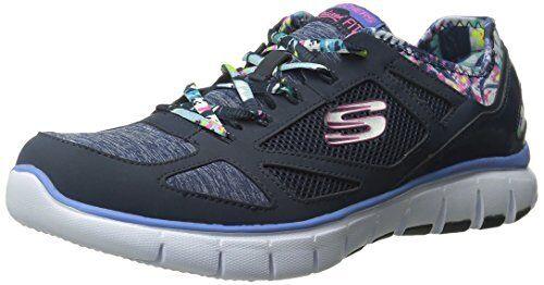 Skechers Sport Damenschuhe Pick Tropical Vibes Fashion Sneaker- Pick Damenschuhe SZ/Farbe. a208b9
