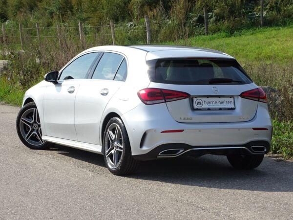 Mercedes A220 2,0 AMG Line aut. 4-M billede 8