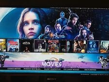 New Apple TV 4 32 Gig Provenance/live wire/Kodi/Safari/ Nes Roms