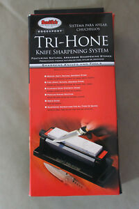 Smith-039-s-Tri-Home-Knife-Sharpening-System-Brand-New