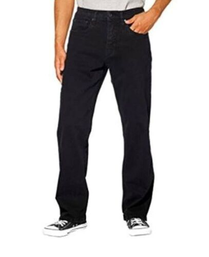 Urban Star Men/'s Relaxed Fit Straight Leg Jeans variety H162