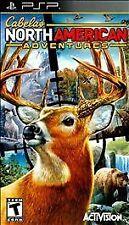 Cabela's North American Adventures (Sony PSP, 2010) [H]
