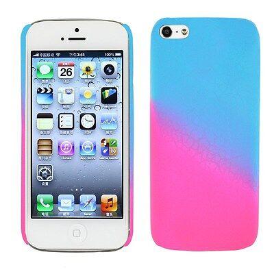Für iPhone 5S 5 Bumper Schutzhülle Case Cover Schale Handy Tasche Displayfolie